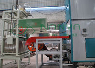Disposable Coffee Cup Pulp Tray Machine 3000Pcs/H , Paper Pulp Moulding Machinery