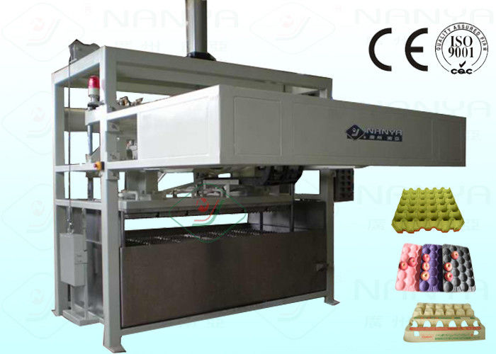 1800Pcs / H Moulded Pulp Egg Carton Machine Full Automatically