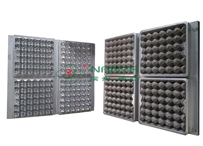 30 Holes Extrusion Egg Tray Or Carton Pulp Mold with CAD Design